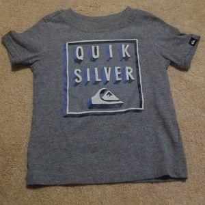 Quiksilver tee 18 months